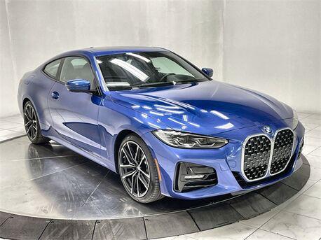 2021_BMW_4 Series_430i M SPORT,NAV,CAM,SUNROOF,BLIND SPOT,HEADS UP_ Plano TX
