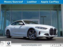 2021_BMW_4 Series_430i xDrive_ Topeka KS