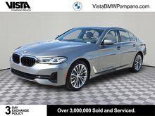 2021_BMW_5 Series_530i_ Coconut Creek FL