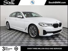 2021_BMW_5 Series_530i_ Miami FL