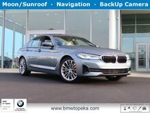 2021_BMW_5 Series_530i xDrive_ Topeka KS