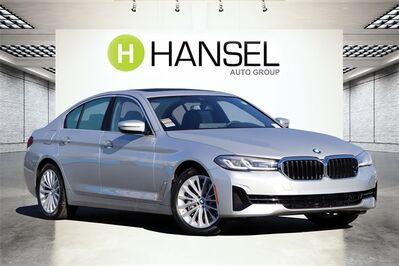 2021_BMW_5 Series_540i_ Santa Rosa CA