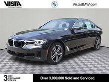 2021_BMW_5 Series_540i_ Coconut Creek FL