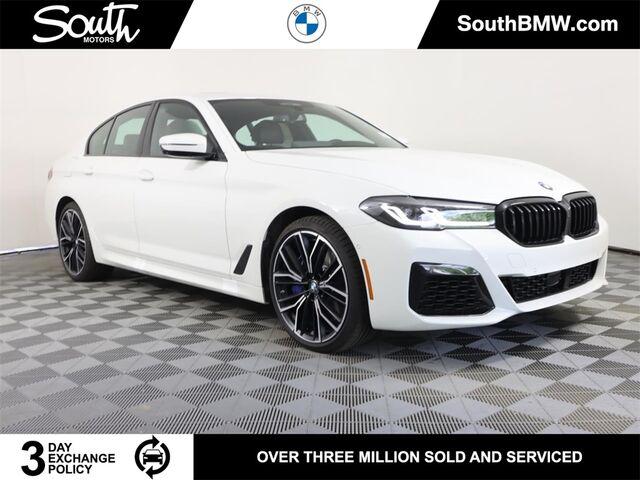 2021 BMW 5 Series 540i Miami FL