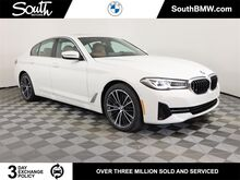 2021_BMW_5 Series_540i xDrive_ Miami FL