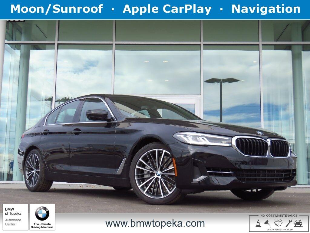 2021 BMW 5 Series 540i xDrive Topeka KS