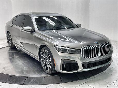 2021_BMW_7 Series_740i M SPORT,NAV,CAM,PANO,CLMT STS,$93K MSRP_ Plano TX