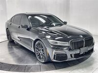 BMW 7 Series 740i NAV,CAM,PANO,CLMT STS,BLIND SPOT,20IN WLS 2021