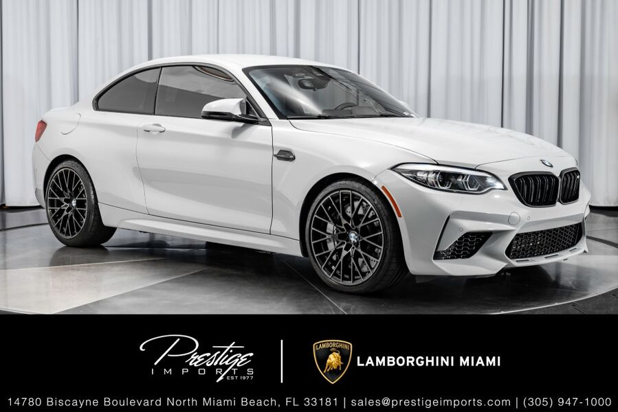2021_BMW_M2_Competition_ North Miami FL