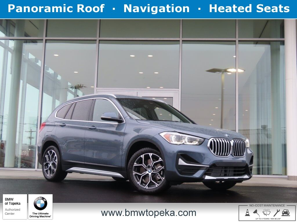 2021 BMW X1 sDrive28i Topeka KS