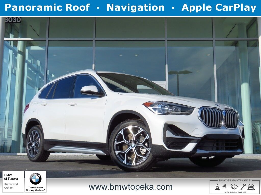 2021 BMW X1 sDrive28i Topeka KS
