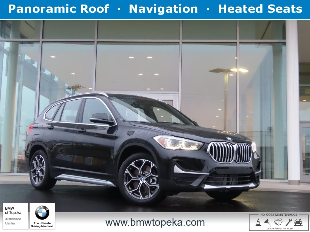 2021 BMW X1 xDrive28i Topeka KS