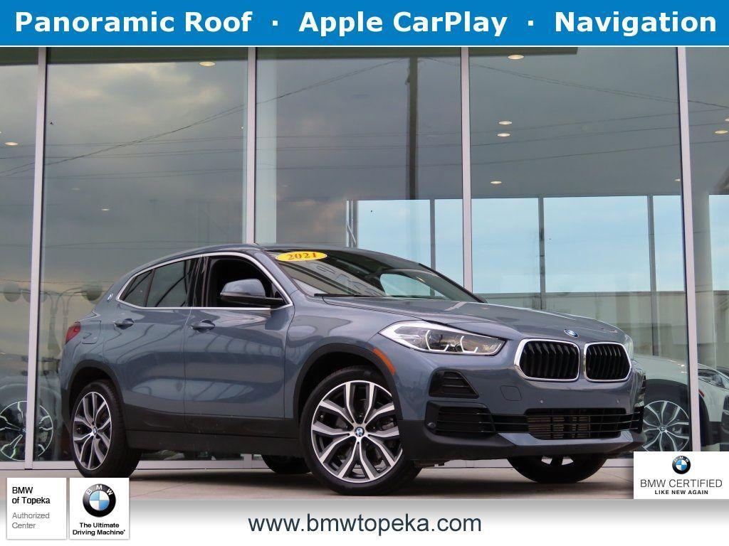 2021 BMW X2 xDrive28i Topeka KS