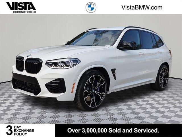 2021 BMW X3 M Coconut Creek FL