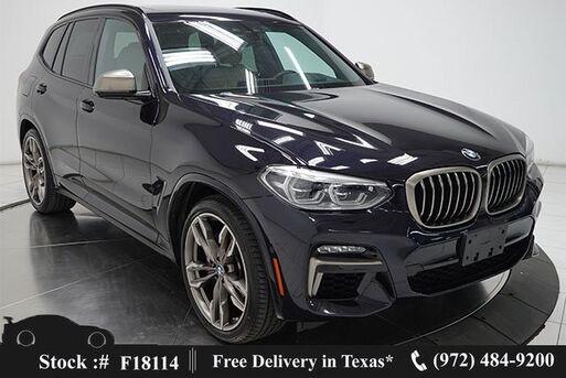 2021_BMW_X3_M40i M SPORT,NAV,CAM,PANO,BLIND SPOT,21IN WLS_ Plano TX