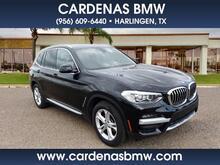 2021_BMW_X3_sDrive30i_ McAllen TX
