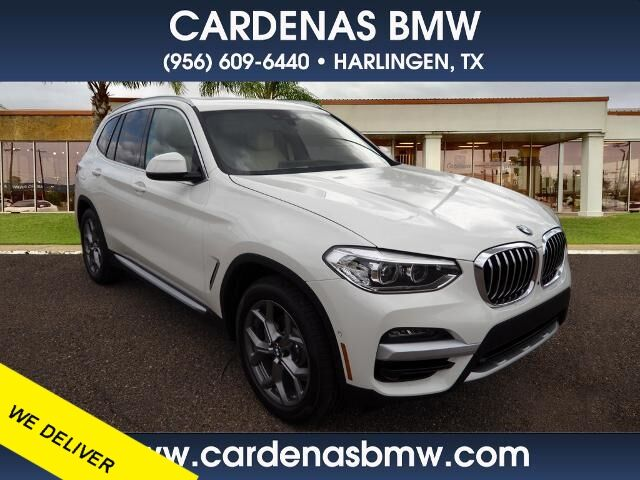 2021 BMW X3 sDrive30i Harlingen TX