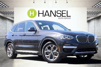 2021_BMW_X3_xDrive30e_ Santa Rosa CA
