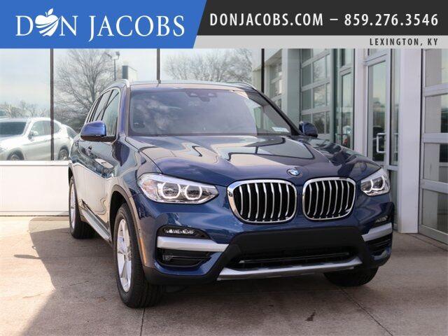 2021 BMW X3 xDrive30i Lexington KY