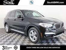 2021_BMW_X3_xDrive30i_ Miami FL