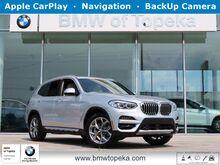 2021_BMW_X3_xDrive30i_ Topeka KS