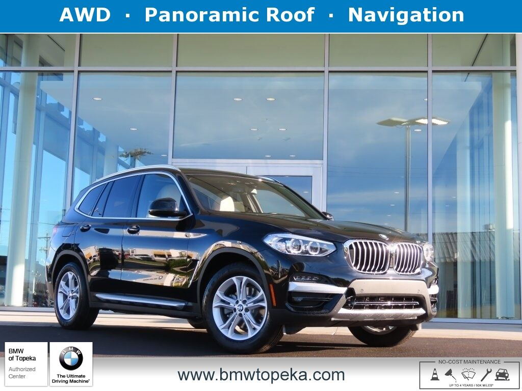 2021 BMW X3 xDrive30i Topeka KS