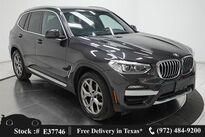 BMW X3 xDrive30i X LINE,NAV,CAM,PANO,HTD STS,BLIND SPOT 2021