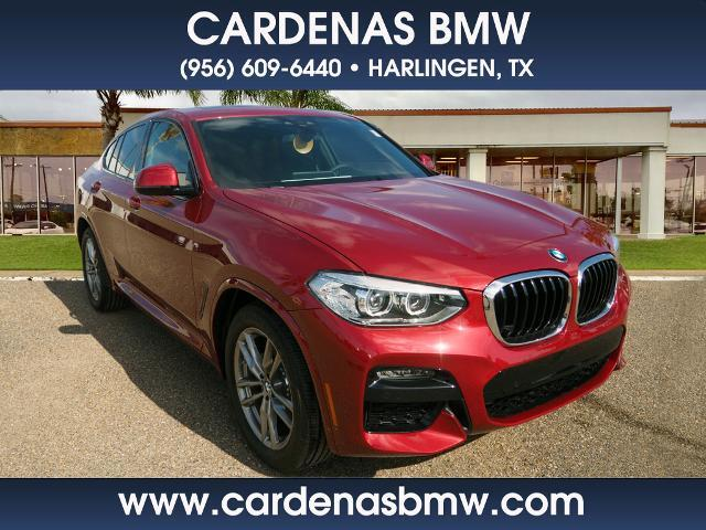 2021 BMW X4 xDrive30i Harlingen TX