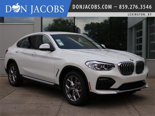 2021 BMW X4 xDrive30i Lexington KY