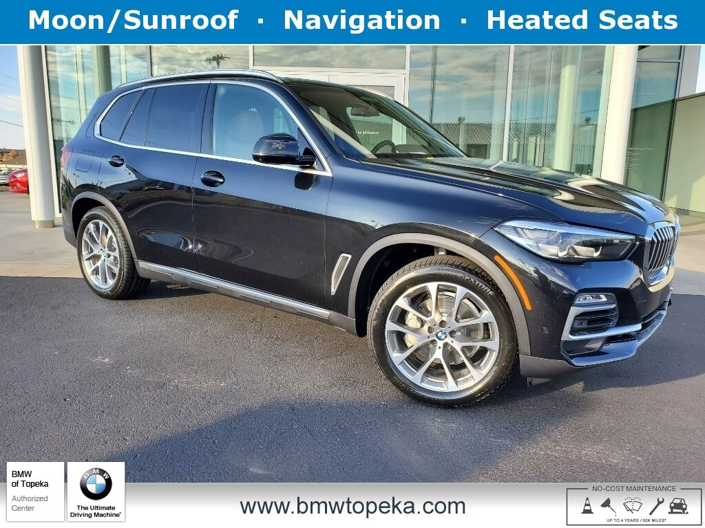 2021 BMW X5 xDrive40i Topeka KS