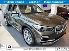 2021_BMW_X5_xDrive45e_ Topeka KS