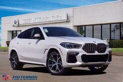 2021_BMW_X6_M50i_ Wichita Falls TX