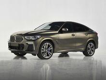 2021_BMW_X6_M50i_ Coconut Creek FL