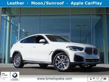 2021_BMW_X6_xDrive40i_ Topeka KS