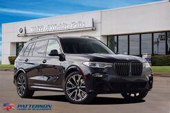 2021_BMW_X7_M50i_ Wichita Falls TX