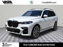 2021_BMW_X7_M50i_ Coconut Creek FL