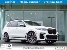 2021_BMW_X7_M50i_ Topeka KS