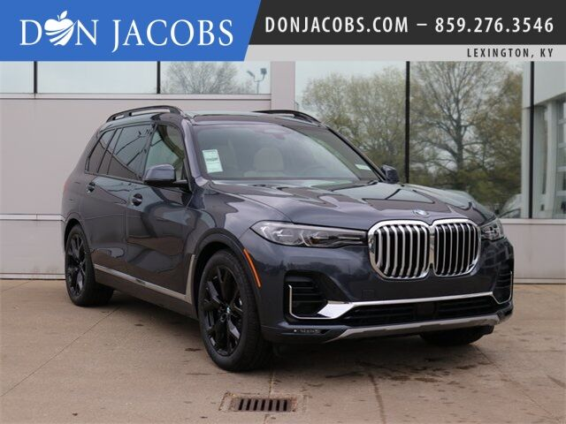 2021 BMW X7 xDrive40i Lexington KY