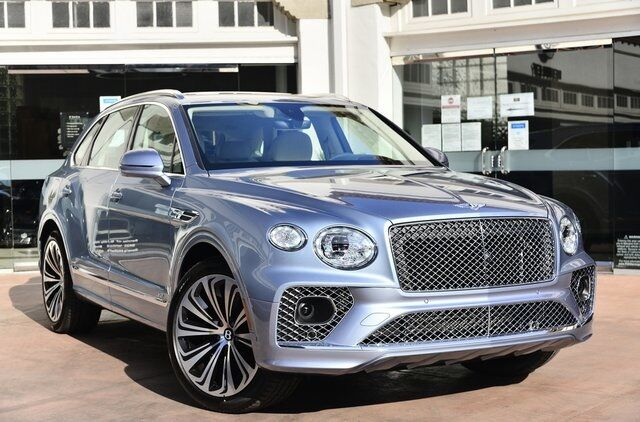 2021 Bentley Bentayga V8 Lawrence KS