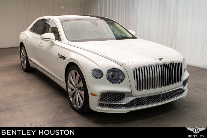 2021 Bentley Flying Spur W12 Houston TX