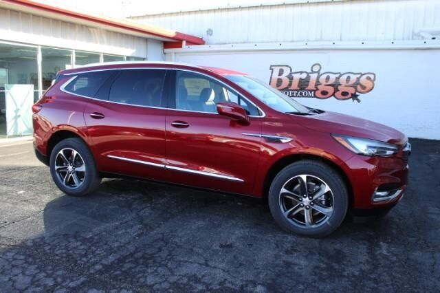 2021 Buick Enclave AWD 4dr Essence Fort Scott KS