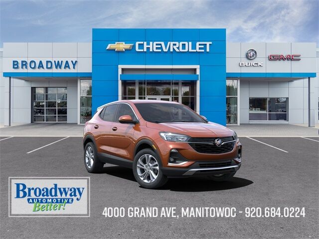 2021 Buick Encore GX Preferred Manitowoc WI