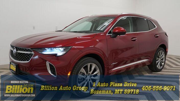 2021 Buick Envision Avenir Bozeman MT