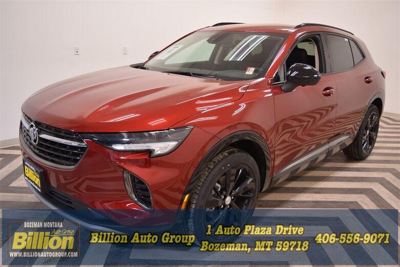 2021 Buick Envision Essence Bozeman MT