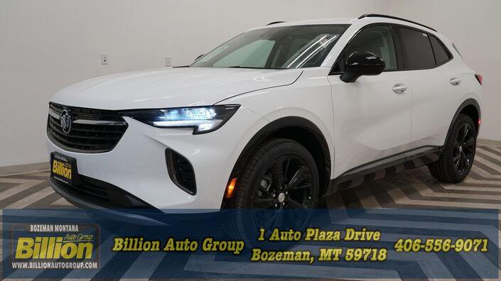 2021 Buick Envision Preferred Bozeman MT
