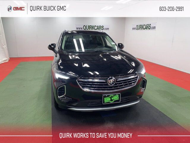 2021 Buick Envision Preferred Manchester NH