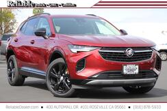 2021_Buick_Envision_Preferred_ Roseville CA