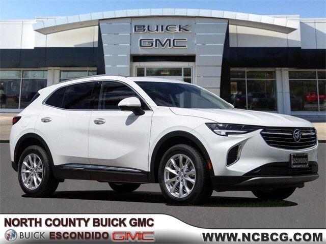 2021 Buick Envision Preferred San Diego County CA