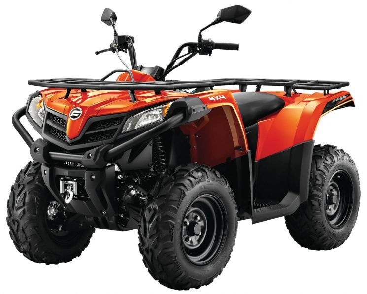 2021 CFMOTO C FORCE 500 EPS ATV