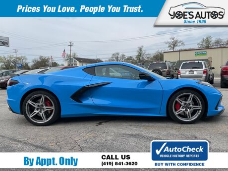 2021 CHEVROLET CORVETTE STINGRAY 3LT Toledo OH